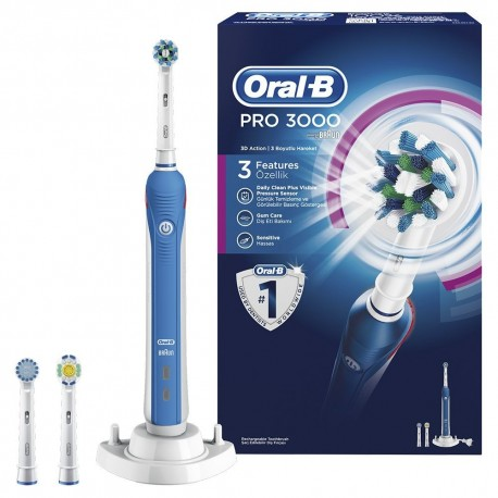 Periuta electrica Oral-B Professional Care 3000