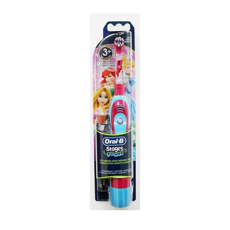 Periuta electrica ORAL-B DB4.510.K Disney Princess Cinderella