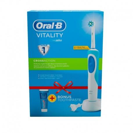 Periuta Electrica ORAL-B Vitality Precision Clean + Pasta Blend-A-Med