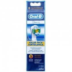 Rezerva periuta electrica 5 capete Oral B EB18 3D White
