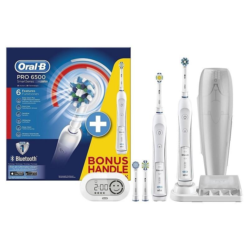 Periuta electrica Oral-B 6500 TriZone