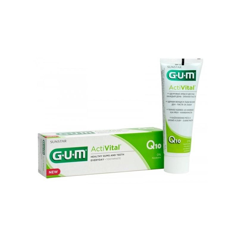 Pasta de dinti GUM ActiVital 75ml