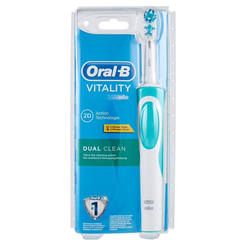 Periuta electrica Oral-B Vitality Dual Clean