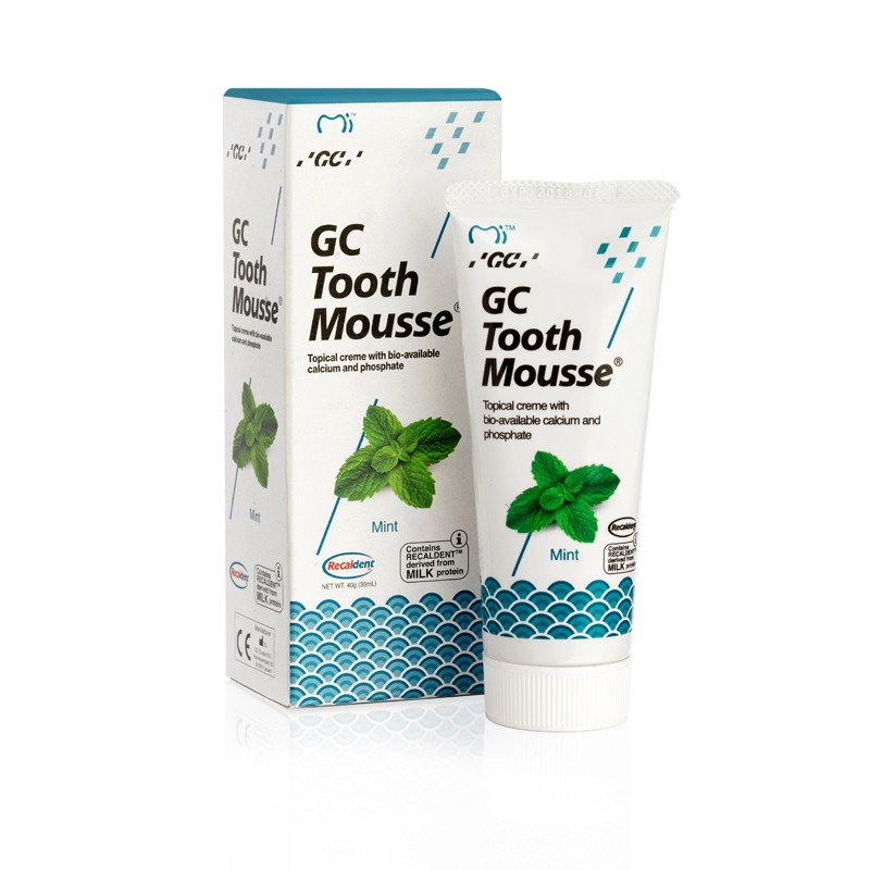 Tooth Mousse Mint GC oralix poza