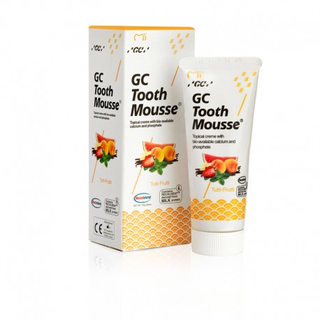 Tooth Mousse Tutti Frutti GC