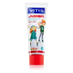 Pasta de dinti Vitis Junior Gel TUTTI-FRUTTI - 75ml