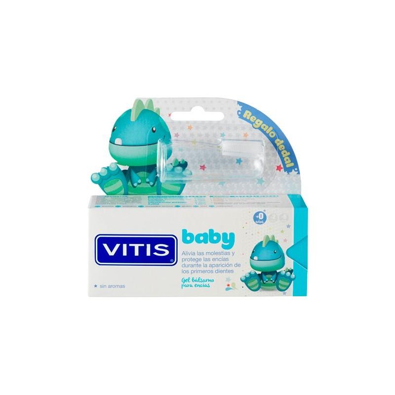 VITIS baby - Gel unguent pentru gingii - 30 ml
