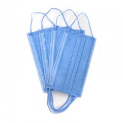Masca medicala 4 straturi full color Blue Dr. Mayer