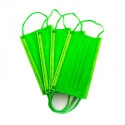 Masca medicala 4 straturi full color  Green Dr. Mayer