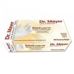 Manusi examinare nepudrate latex marimea L Dr.Mayer