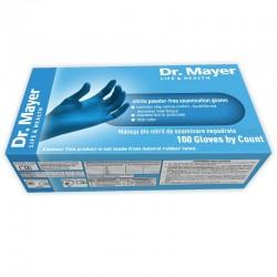 Manusi examinare nitril Blue marimea M Dr. Mayer