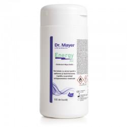 Cutie 100 servetele dezinfectante Energy Dr.Mayer