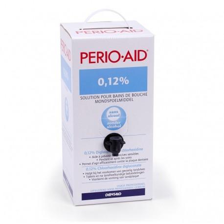 Apa de gura Perio·Aid 0.12% 5000 ml clinical container