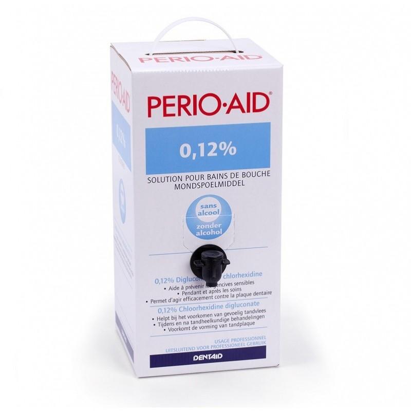 Apa De Gura Perioaid 0.12% 5000 Ml Clinical Container Dentaid