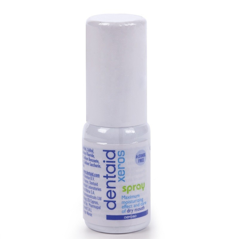 Spray oral XEROS Spray 15 ml Dentaid imagine produs 2021 oralix.ro