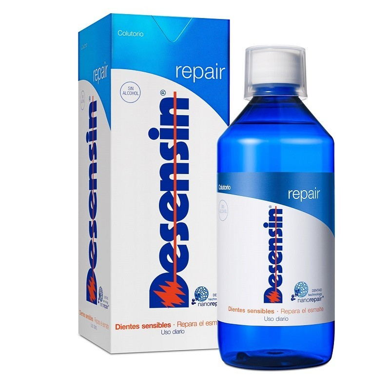 Apa de gura Desensin Repair Mouthwash 500 ml Dentaid