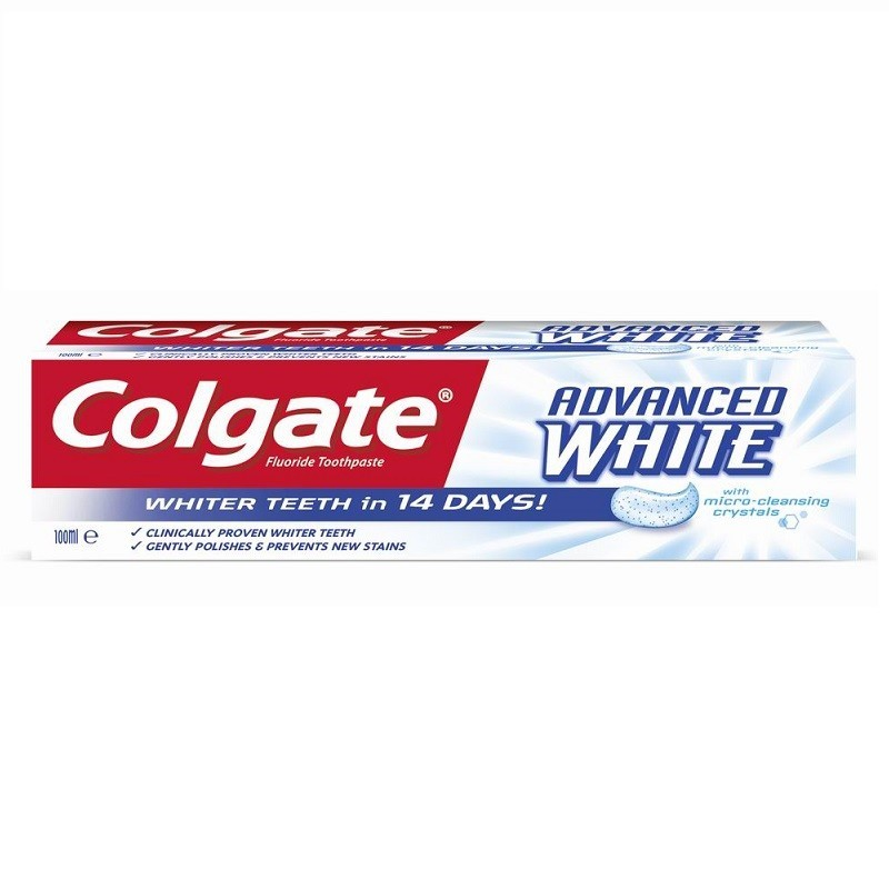 Pasta De Dinti Colgate Advanced White - 100ml