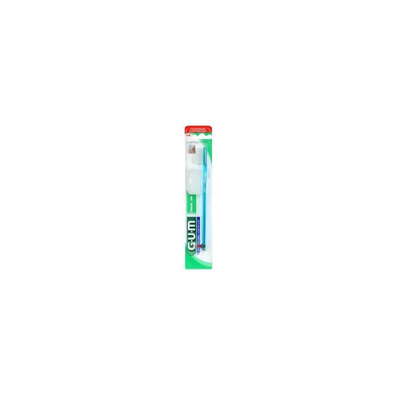 Periuta de dinti GUM Classic Soft 4-Row Compact diverse culori