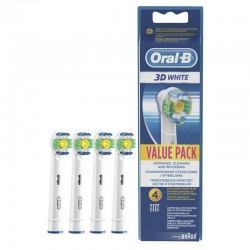 Rezerva periuta electrica Oral B EB18 3D White 4 bucati