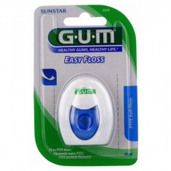 Ata dentara cerata GUM Easy Floss 30m