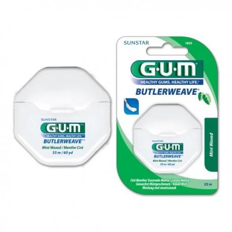 Ata dentara cerata GUM ButlerWeave Mint 55m