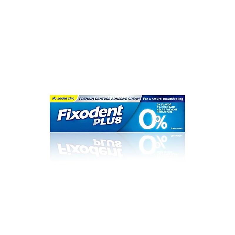 Fixodent Plus 0% 40ml