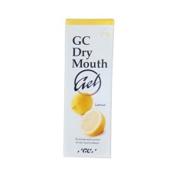 Dry Mouth Gel Lemon GC