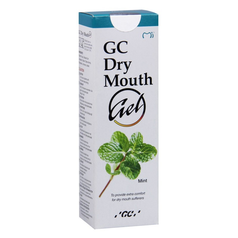 Gc Dry Mouth Gel Mint oralix poza