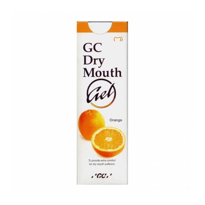 GC Dry Mouth Gel Orange imagine oralix.ro