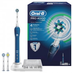 Periuta electrica ORAL-B PRO 4000 Cross Action