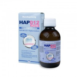 Apa de gura Curasept HAP 012 PVP-PA ADS 200ml