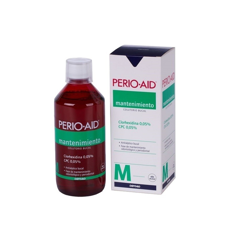 Apa De Gura Perioaid Maintenance 500 Ml Dentaid